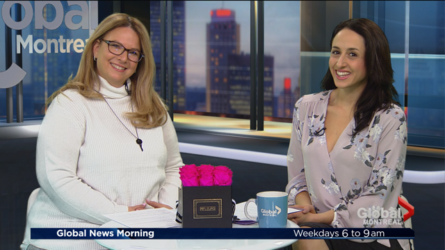 Sherri is talking with Laura Casella of Global News Morning knowing the difference between maternity, paternity and parental leave