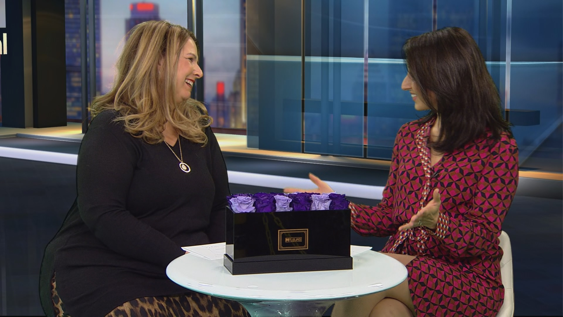 Sherri is talking with Laura Casella of Global News Morning keeping employees engaged