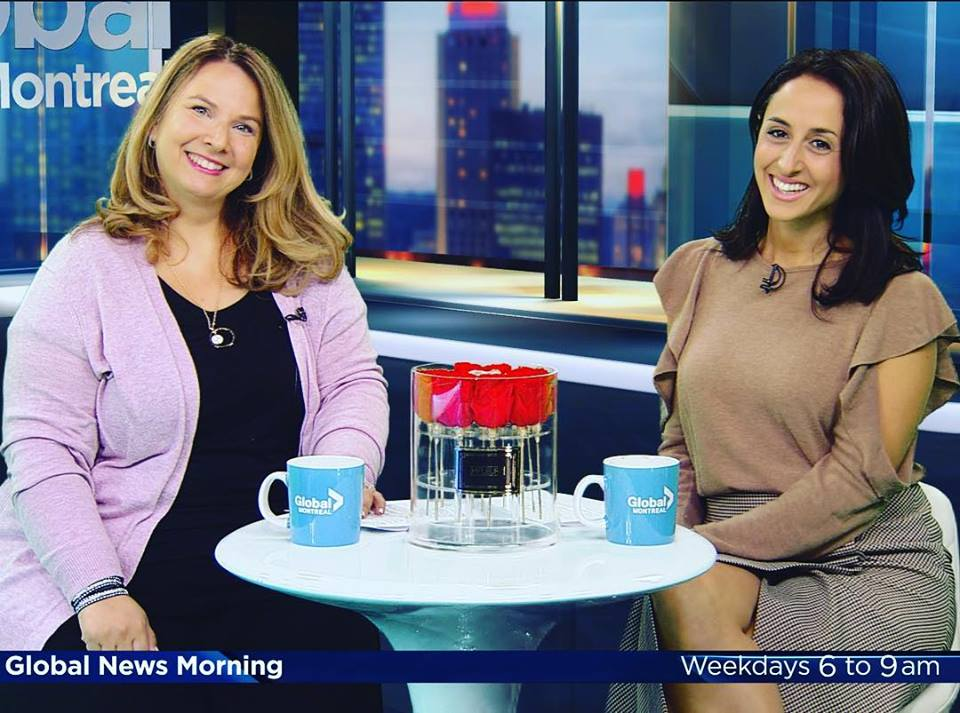 Sherri is talking with Laura Casella of Global News Morning about what happens when you are being treated badly at work