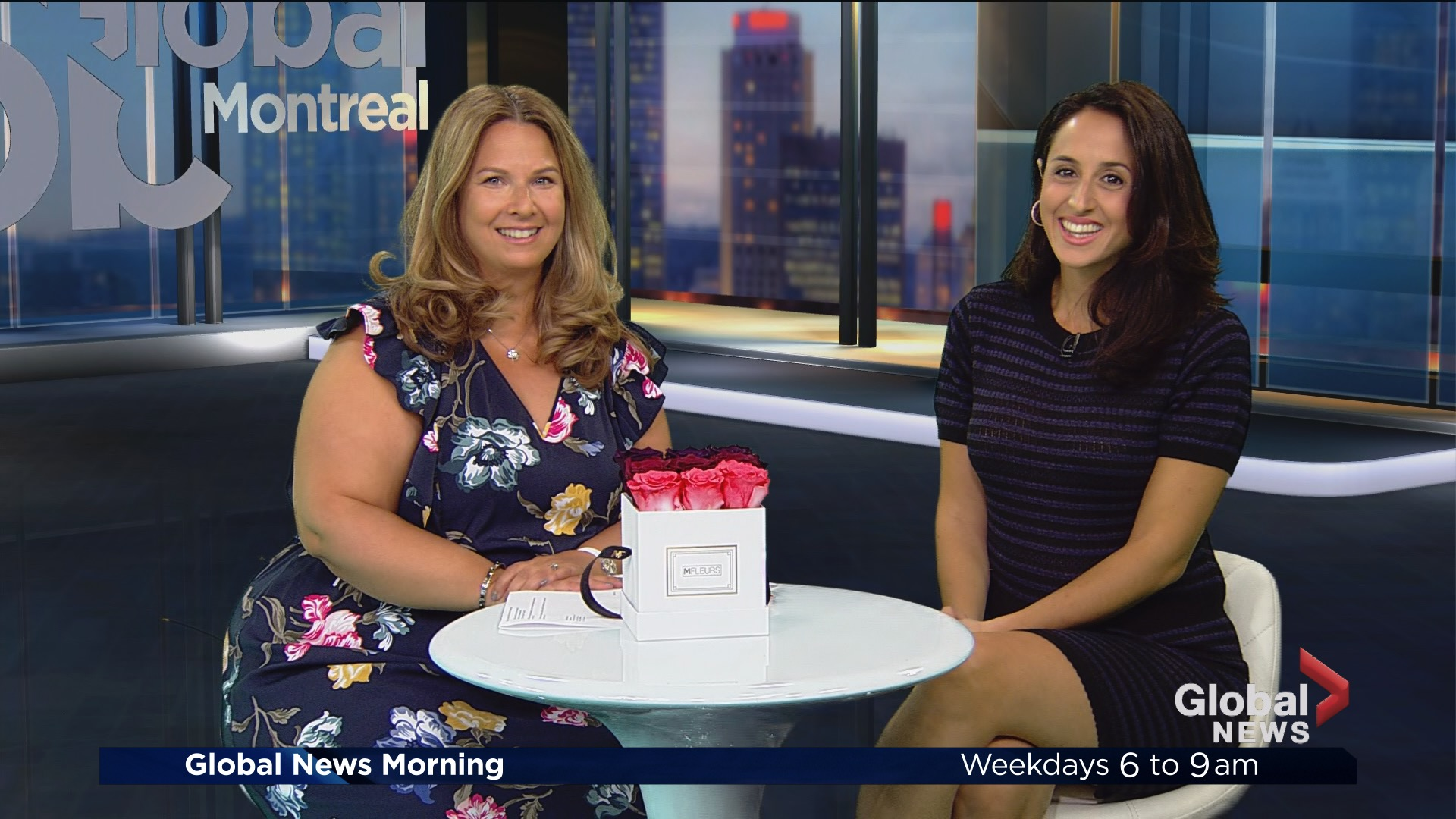 Sherri is talking with Laura Casella of Global News Morning about finding your career passion