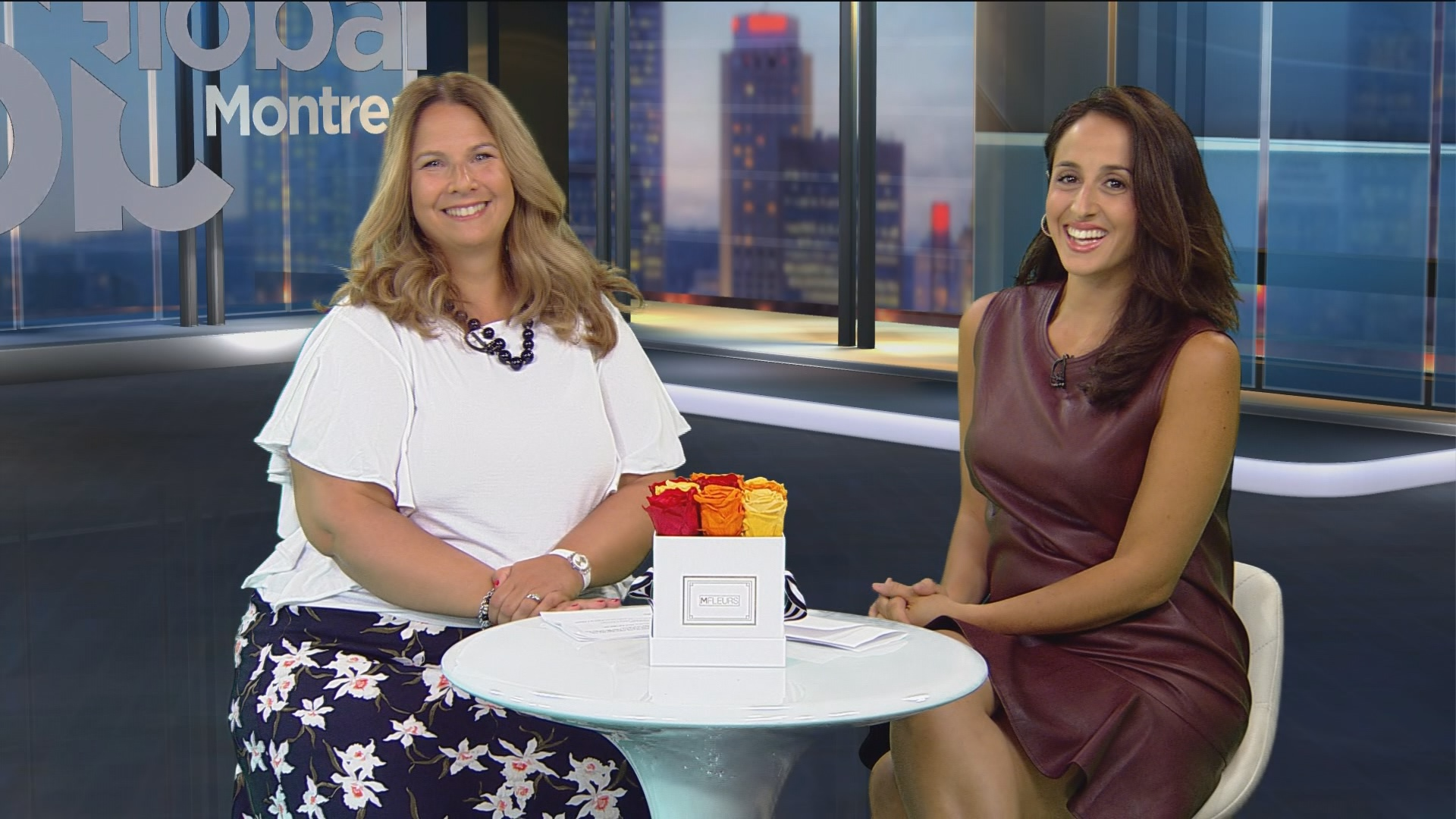 Sherri is talking with Laura Casella of Global News Morning about recognizing the signs of job burnout